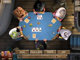 Governor of poker 2 flash spēle