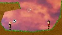 Soccer balls flash spēle