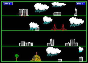 City jumper flash spēle