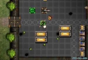 Fatal hunt flash spēle