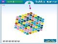 Bubble spinner flash spēle
