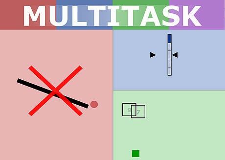 Multitask flash spēle