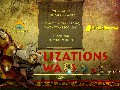 Civilizations wars flash spēle