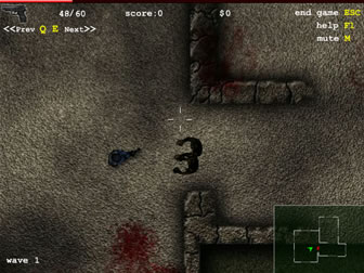 SAS zombie assault flash spēle