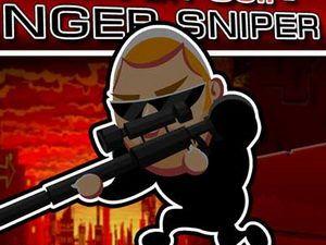 Stinger sniper flash spēle
