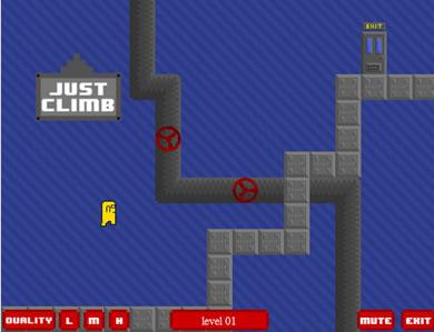 Secret exit flash spēle