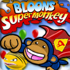 Bloons super monkey flash spēle