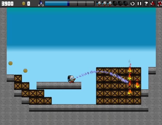Inferno flash spēle