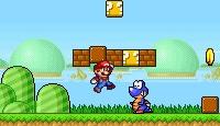 Mario star scramble 2 flash spēle