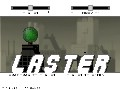 Laster flash spēle