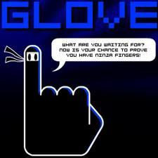 Ninja glove flash spēle