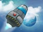 Cluster lander flash spēle