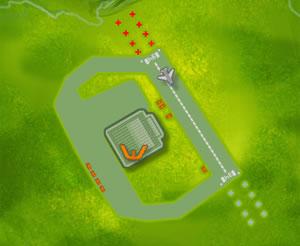 Airfield mayhem flash spēle