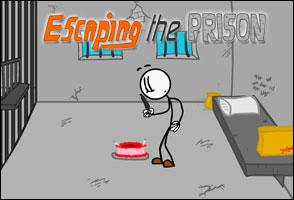 Escaping the prison flash spēle