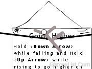 Stick trampoline flash spēle