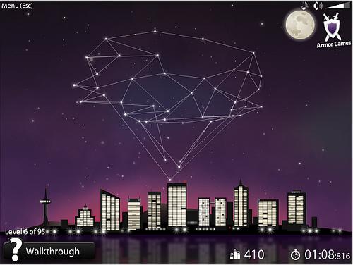 Star light flash spēle