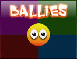 Ballies Shoot flash spēle