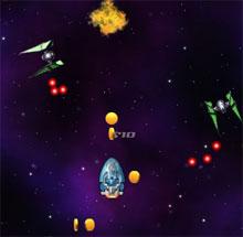 Starmageddon flash spēle